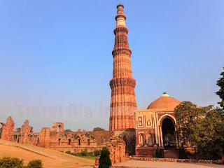 Qutub Minar Travel Big India