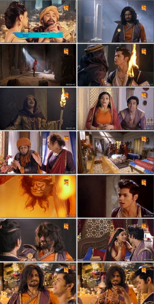 Screenshots Of Hindi Show Aladdin – Naam Toh Suna Hoga 2019 Episode 231 300MB 720P HD