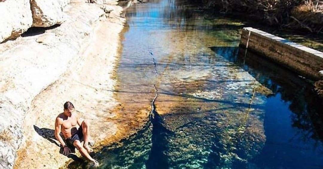 Descubre TU MUNDO: El Pozo de Jacob, Texas | Un manantial profundo ...