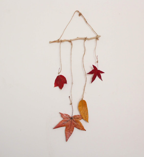 Zero Waste Fall Decor