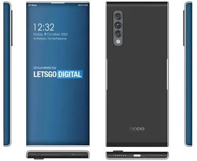 أوبو فايند اكس 3 - Oppo Find X3 بشاشة شديدة الانحناء + مواصفات الهاتف