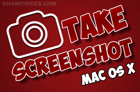 3 easy ways how to take a screenshot on mac os x ghani tricks how to screenshotprintscreen on mac in easy steps ccuart Gallery