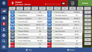 Football Manager Mobile 2017 apk + data