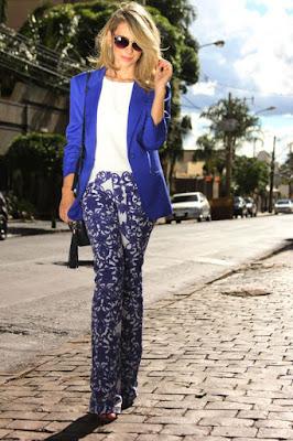 Cor Azul looks