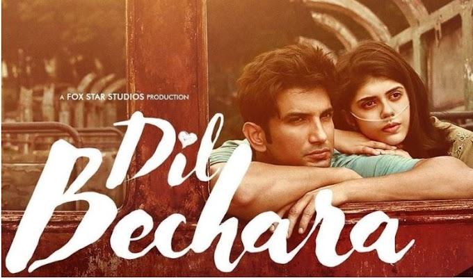 Dil Bechara (2020) Hindi Full Movie Download