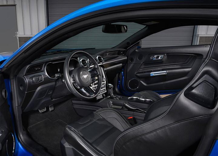 Ford Mustang Mach 1 - huyền thoại tái xuất sau 17 năm