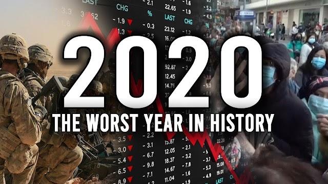 શું 2020 એ સંસ્કૃતિનું સૌથી ખરાબ વર્ષ છે? ઇતિહાસકારો શું કહે છે તે અહીં છે