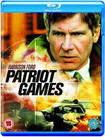 Patriot Games 1992 480p 300MB BRRip Dual Audio [Hindi - English]