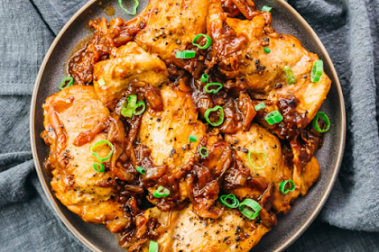 Instant Pot Classic Chicken Adobo Recipes