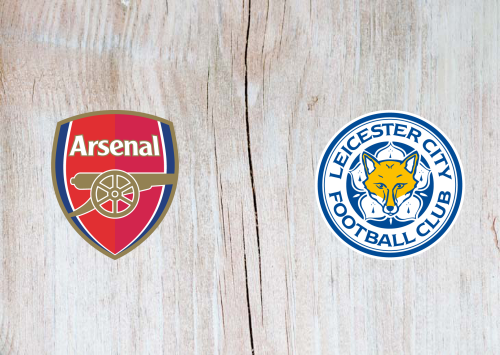 Arsenal vs Leicester City -Highlights 07 July 2020