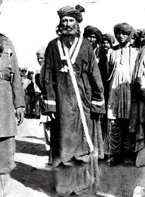 Mirza Ali Khan Pashtun Faqir Of Ipi Khyber O R G This