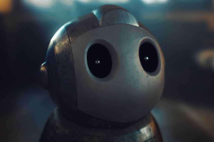 Короткометражка дня - Фантастический фильм Robert про робота-помощника