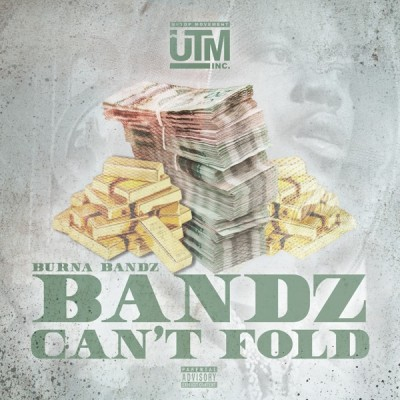 Burna Bandz - Bandz Cant Fold (2020) - Album Download, Itunes Cover, Official Cover, Album CD Cover Art, Tracklist, 320KBPS, Zip album