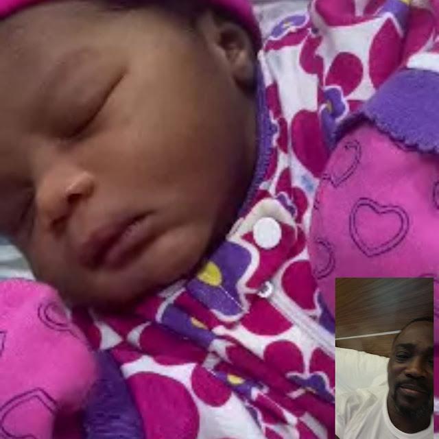 Fuji star, Pasuma celebrates as his daughter  welcomes a baby girl (Photos)
