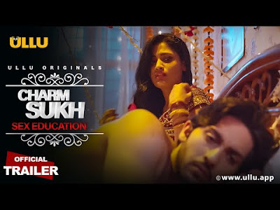 Charmsukh Sex Education web series Wiki, Cast Real Name