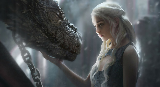 The Mad Queen Daenerys Targaryen Wallpaper Engine
