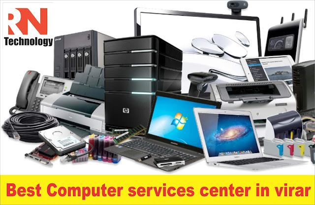 Best computer services center in virar