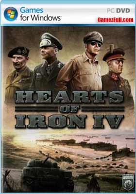 Hearts of Iron IV (4) PC Full Español [MEGA]