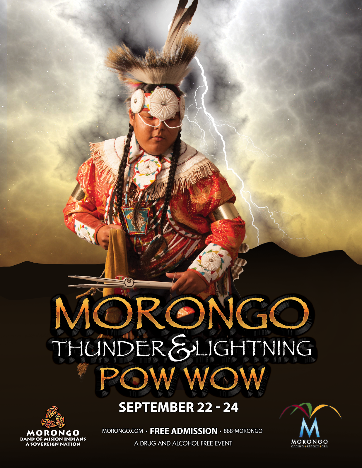 Fall Pow Wow (Cabazon, CA)