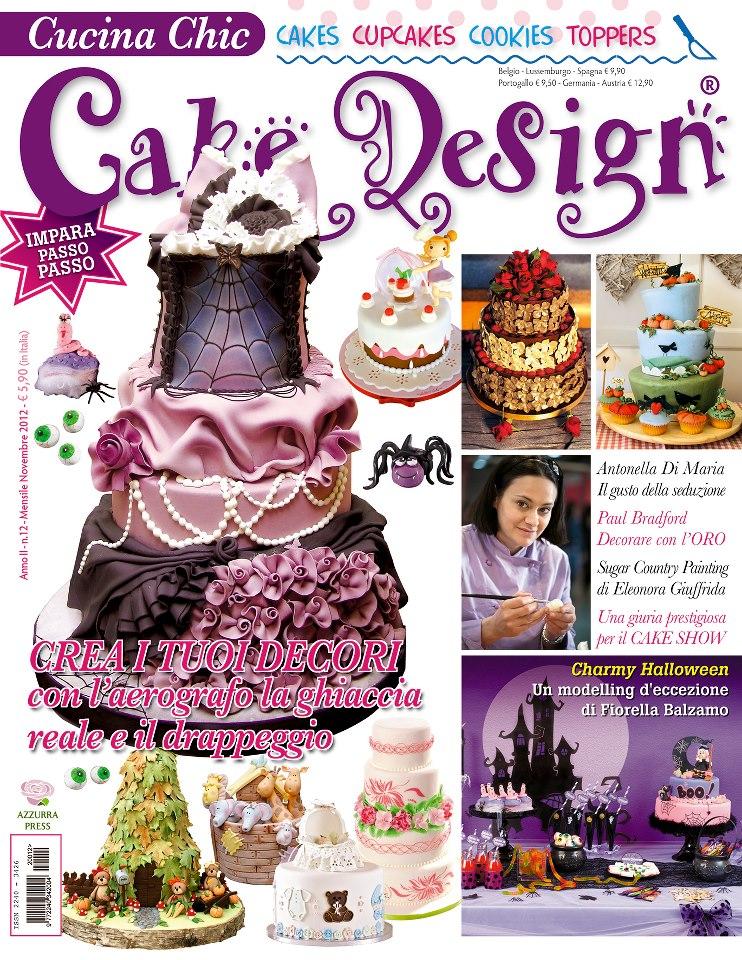 Cake Design Magazine - The Cake Boutique