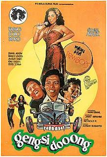 Download Gengsi Dong (1980) Warkop DKI Full Movie 360p, 480p, 720p, 1080p