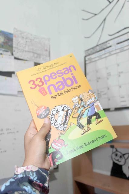 Review Buku 33 Pesan Nabi