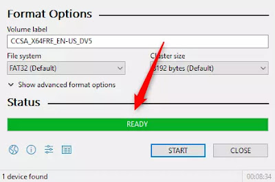 How to create a Bootable Pen Drive using Rufus