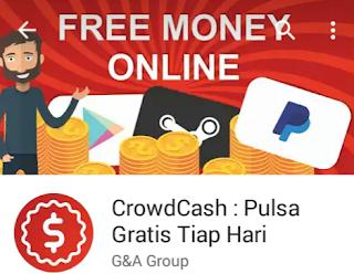 Aplikasi CrowdCash