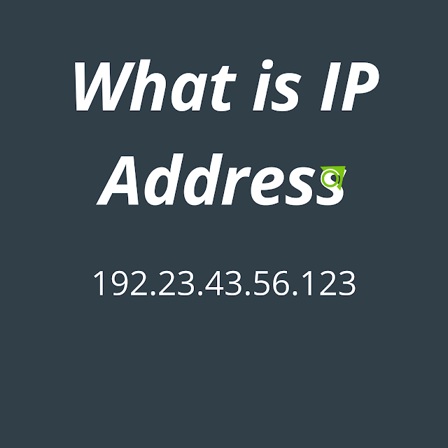 What is an IP Address? What is My IP Address?