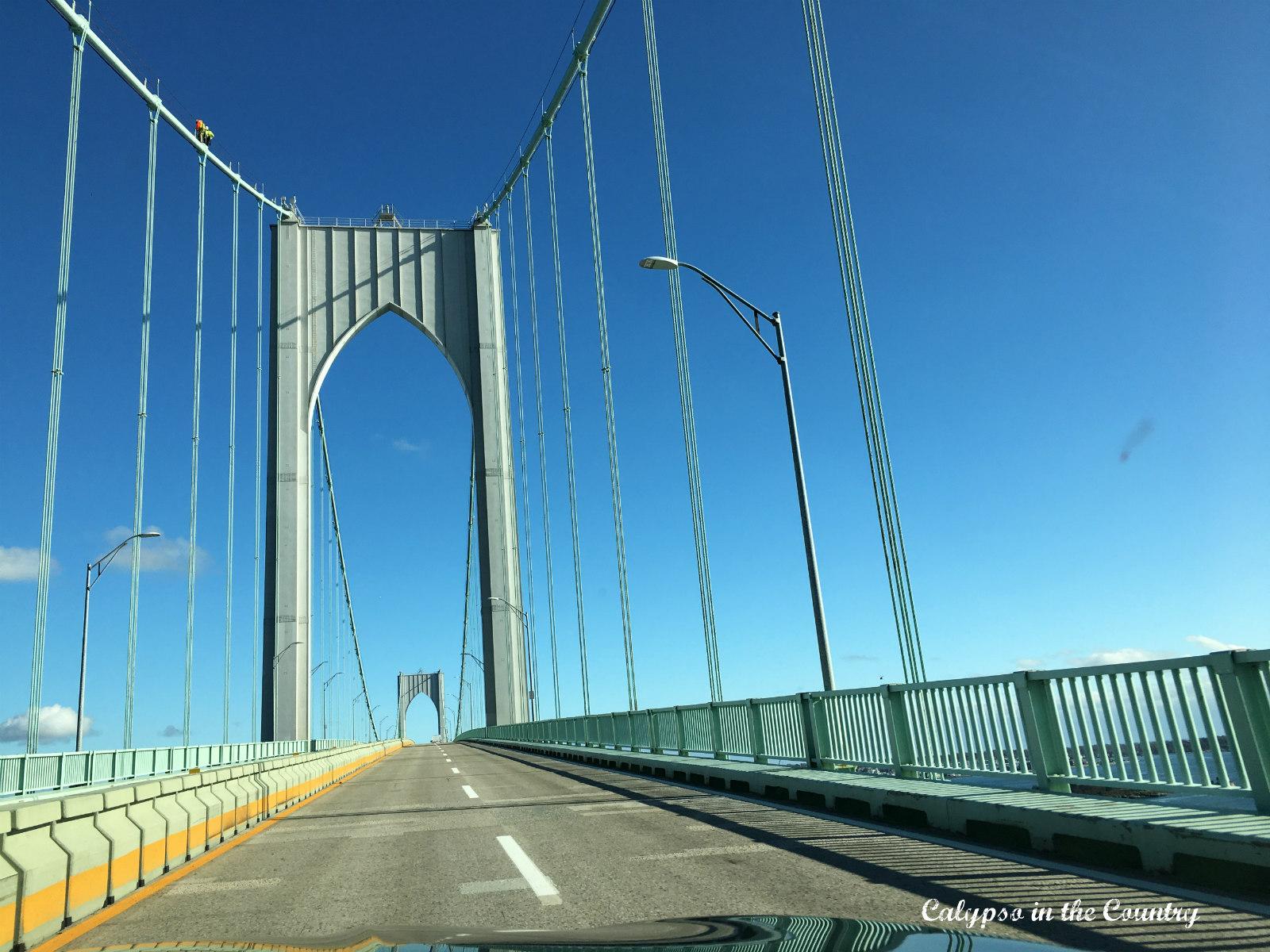 Newport Rhode Island in the Off Season