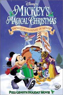 La Navidad Magica De Mickey (2001) [Latino-Ingles] [Hazroah]