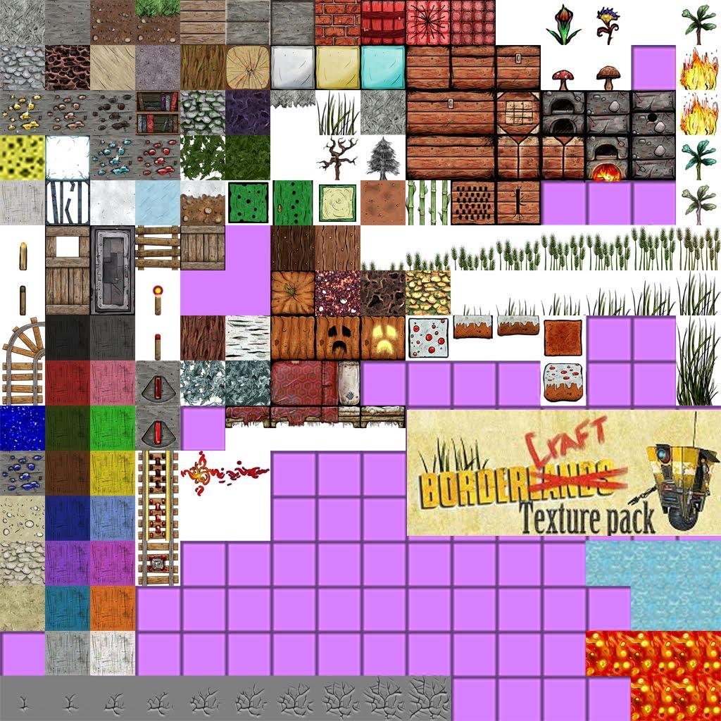 Minecraft Fan Page: Minecraft HD texture pack