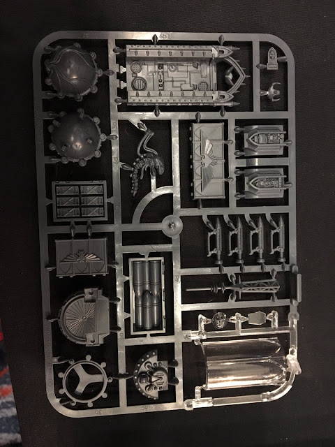 Games Workshop: New Warhammer 40K Sector Imperialis Objectives