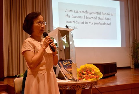 NISMED Honors Dr. Marlene Ferido