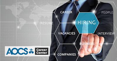 AOCS Career Center