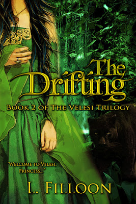 The Velesi Trilogy Book 2