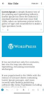 wordpress org apk
