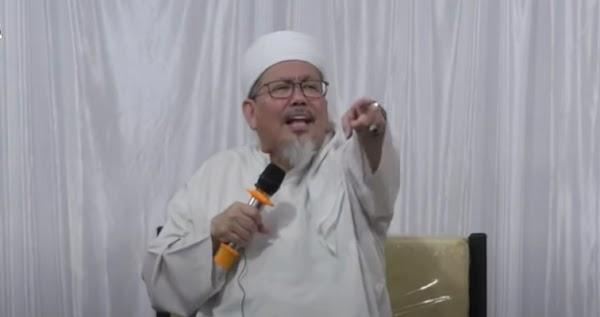 Tengku Zulkarnain Peringatkan Ferdinand, Jangan Anggap Remeh Kiyai Ma'ruf Amin