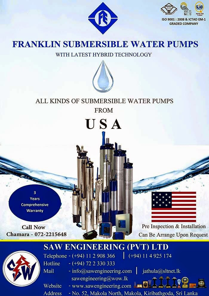 Submersible Water Pumps From Usa Powercampaigner
