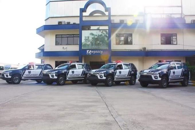 GUARDA MUNICIPAL COMEMORA 17ANOS, GANHA 4 VIATURAS E ESTÁ  TREINADA  PARA COMBATER OS CRIMINOSOS EM MOGI: PARABÉNS