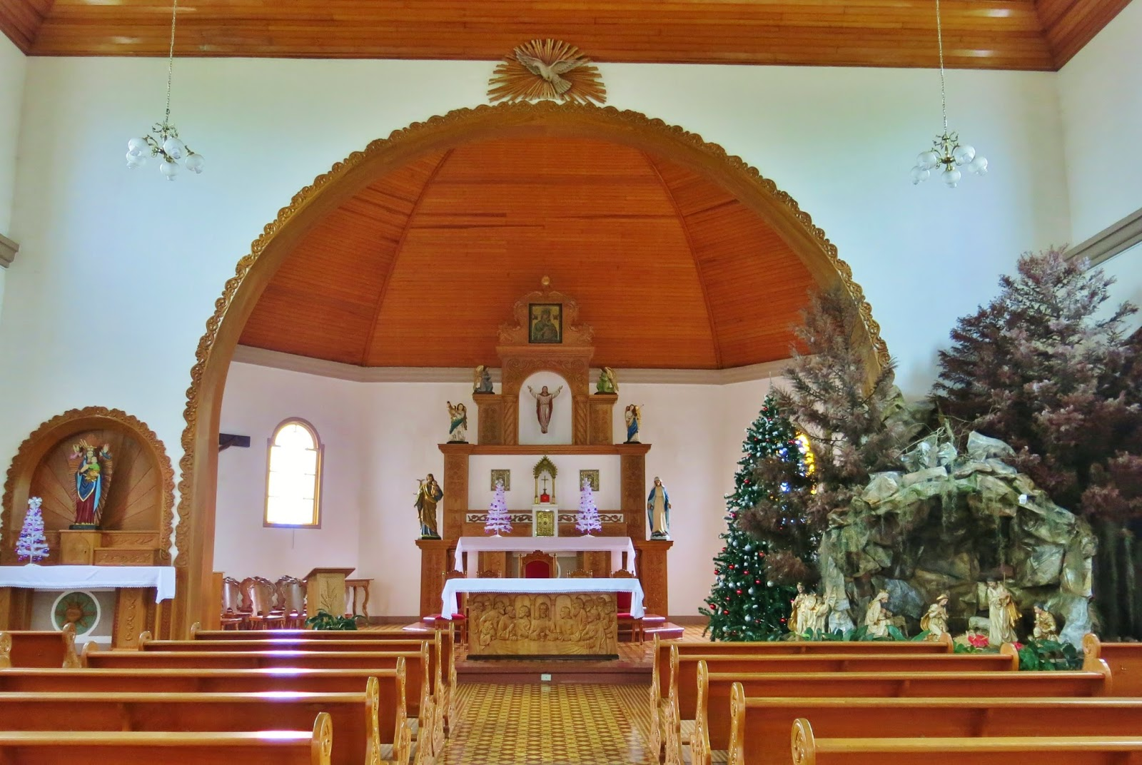 Igreja da Matriz de Treze Tílias