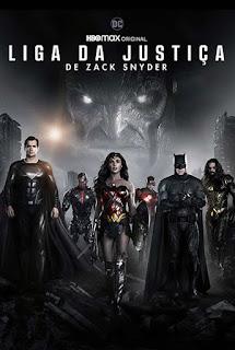 Capa filme Liga da Justiça de Zack Snyder Grátis