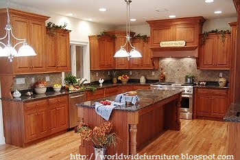 Kitchen Cabinets Design Ideas & Images