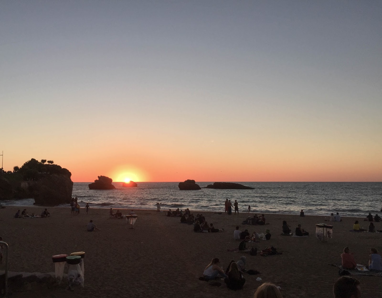 HOLIDAYS IN BIARRITZ