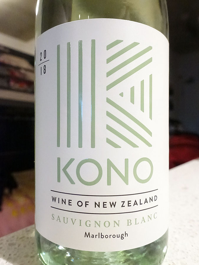 Kono Sauvignon Blanc 2018 (90 pts)
