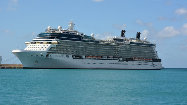 Antigua Celebrity Eclipse