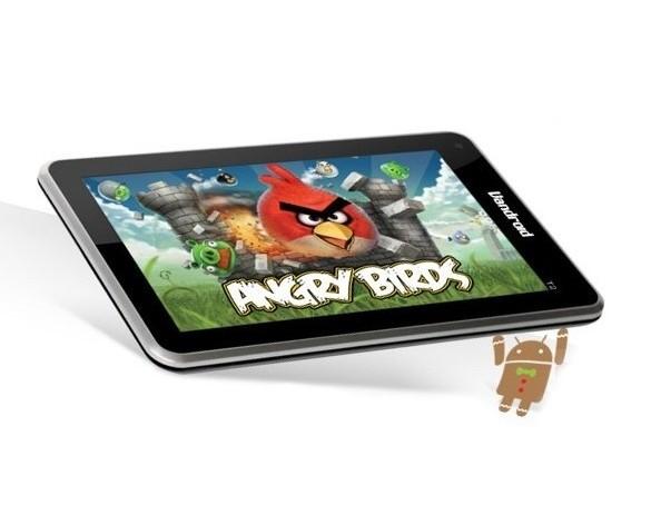 Advan Vandroid T1A, Tablet Lokal Android 4.0 ICS Prosesor Quadcomm Snapdragon Turbo Harga Rp. 1.5 Jutaan