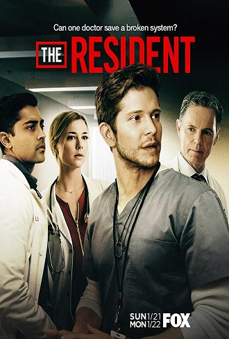 The Resident Season 1 Complete Download 480p All Episode
