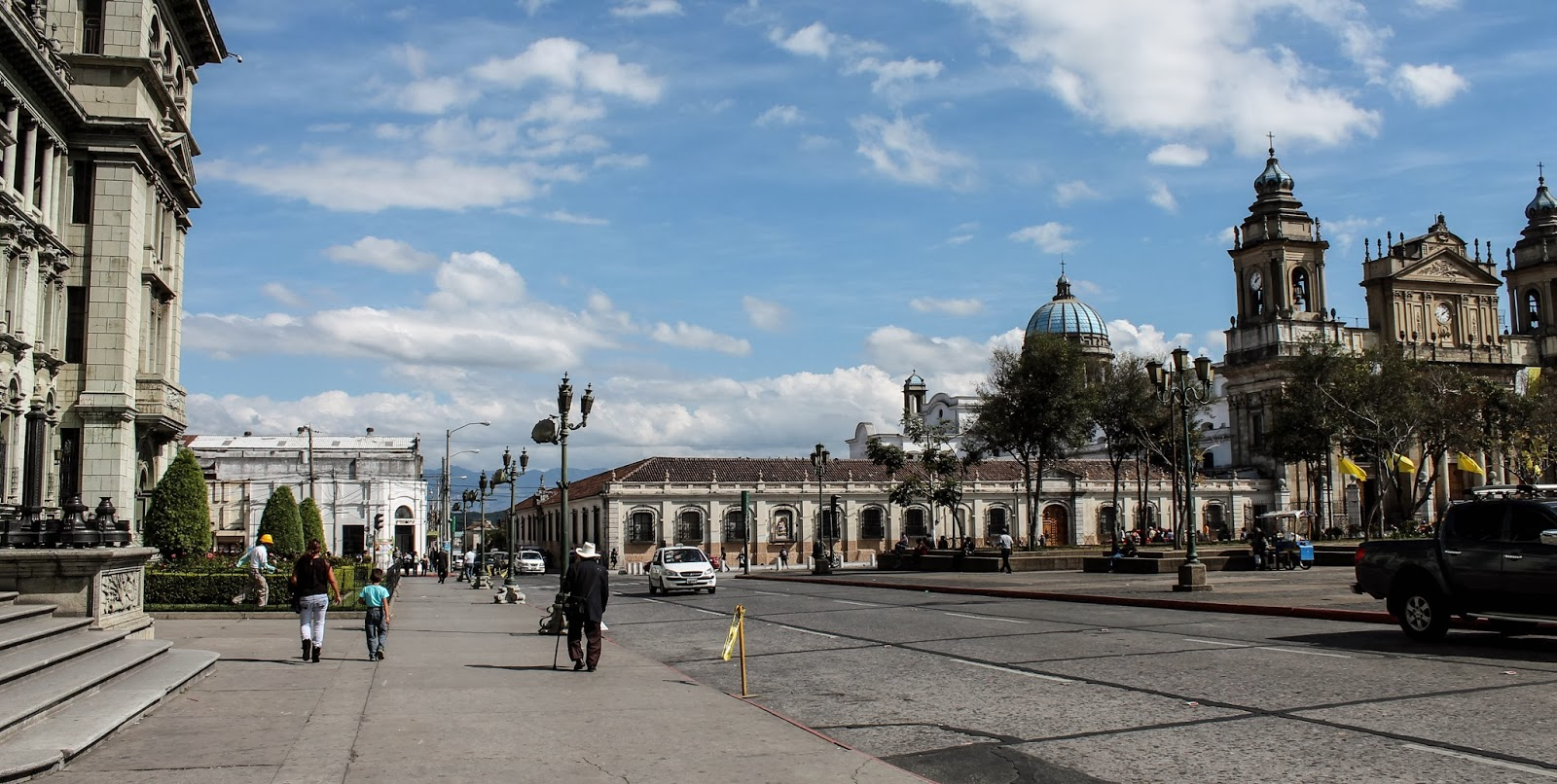 A day in Guatemala City: ¡Bienvenidos en la Ciudad de Guatemala!