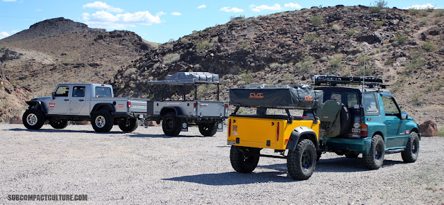 The Teal Terror and the WARN AEV Brute in Nevada